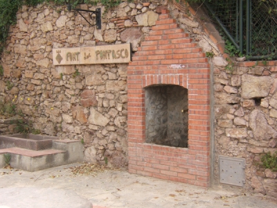 Font del Pontasco