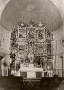 Aiguafreda de Dalt - Retaule de l'església