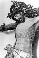 Sant Crist d'Aiguafreda de Dalt - Destruït durant la guerra civil