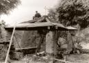 Aiguafreda de Dalt - Treballs de restauració de comunidor
